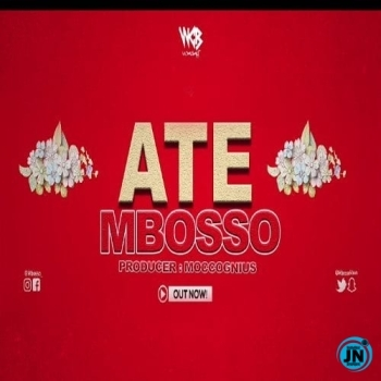 Mbosso – Ate